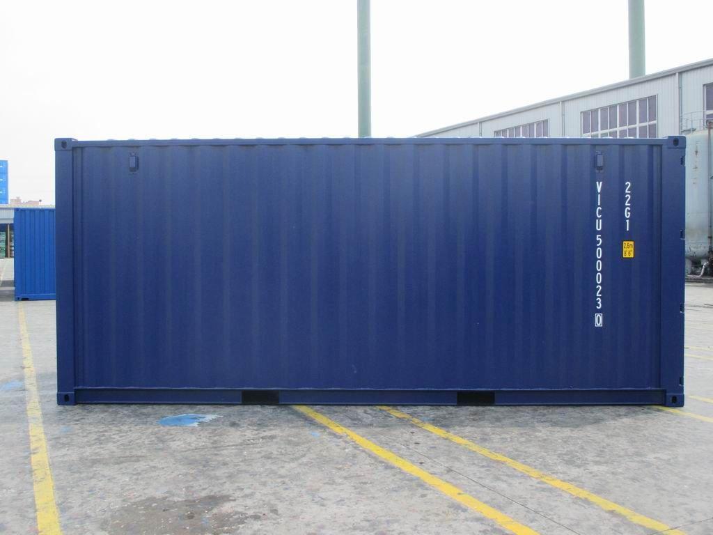 20 Ft New Used Shipping Containers